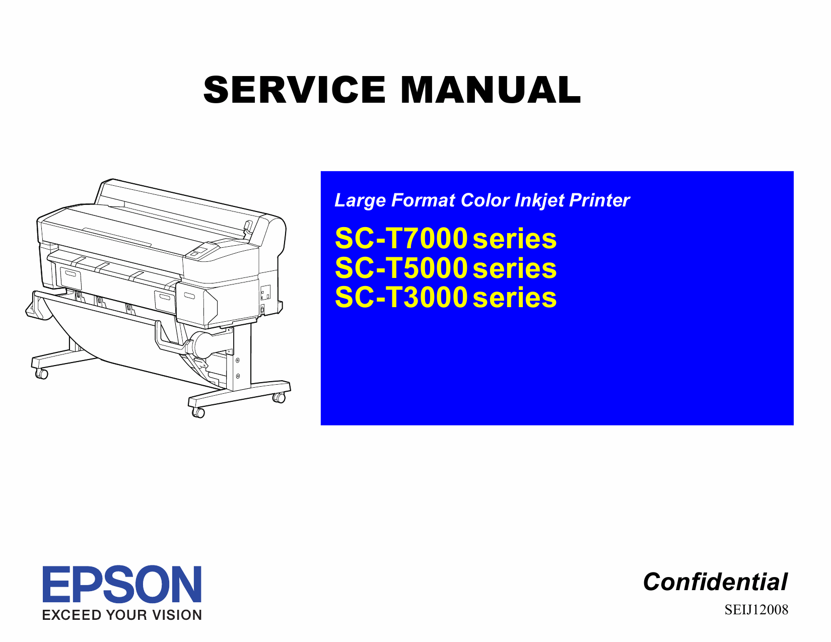Epson SureColor T3000 5000 7000 Service Manual-1